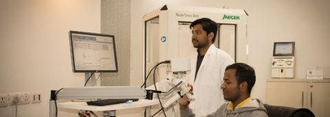 Pulmonary Function Test Clinic